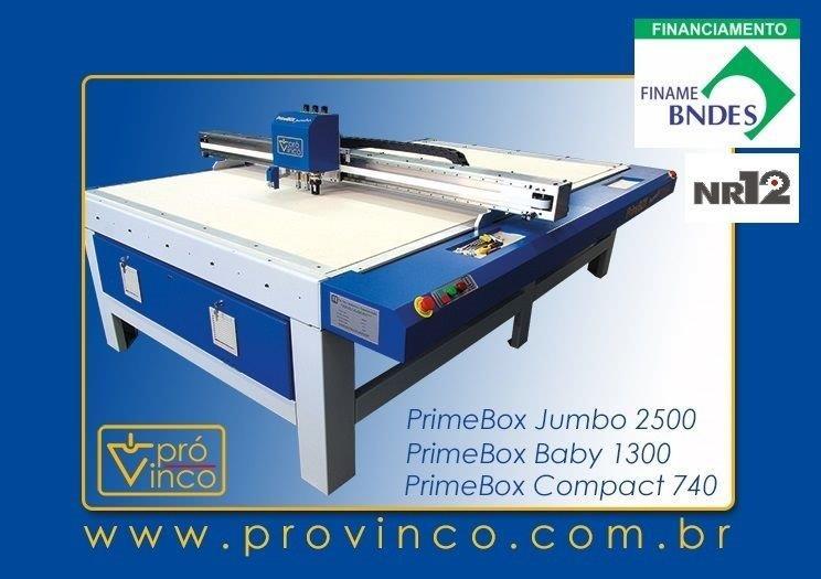 Empresa maquina de corte e vinco para caixa de papelão