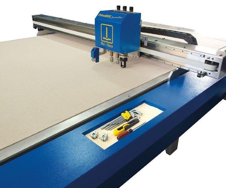 Fabrica de mesa plana de corte