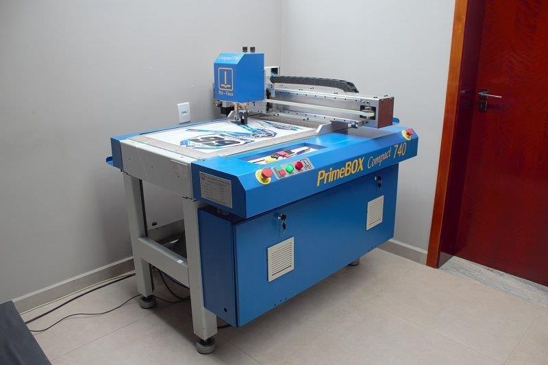 Fabricante de mesa de corte digital