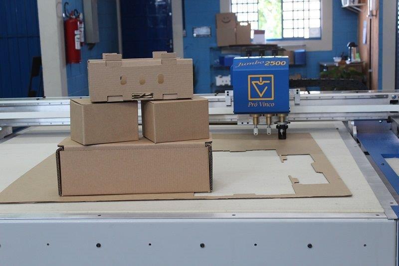 Fabricante plotter de recorte para embalagens