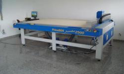 Instalação Mesa de Corte Jumbo 2500 APC Embalagens